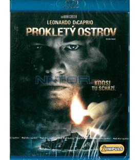 Prokletý ostrov- Blu-ray (Shutter Island)