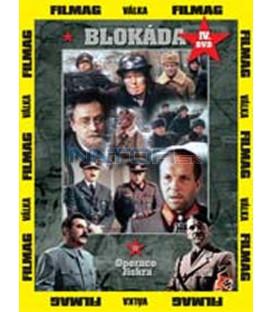 Blokáda IV - Operace Jiskra DVD (Blokada - Operatsiya Iskra)