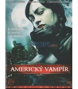 Americký vampír (Red Blooded American Girl) DVD