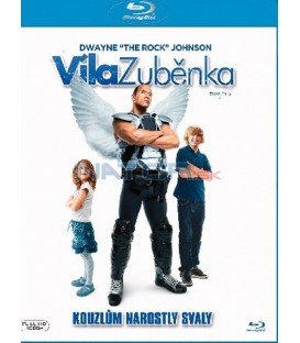 Víla Zuběnka (Tooth Fairy) Blu-ray