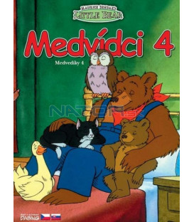 Medvídci 4 (Little Bear 4) DVD