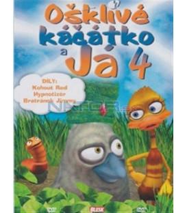 Ošklivé káčátko a já 4 (The Ugly Duckling and Me) DVD
