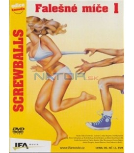 Falešné míče 1 (Screwballs) DVD