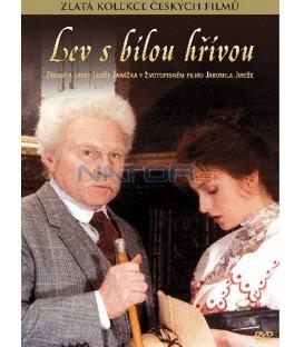 Lev s bílou hřívou DVD