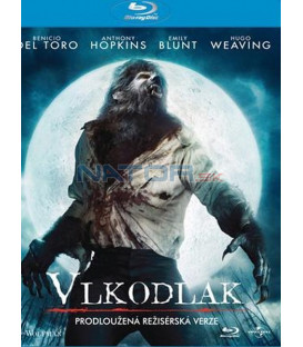 Vlkodlak (The Wolfman) Blu-ray