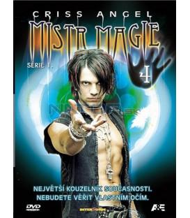 Mistr magie: Criss Angel 4.díl