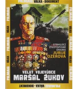 Velký vojevůdce maršál Žukov DVD