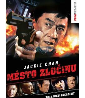 Město zločinu (San suk si gin) DVD