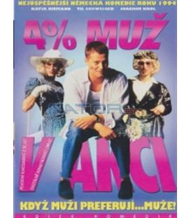 4 % muž v akci (Der Bewegte Mann) DVD