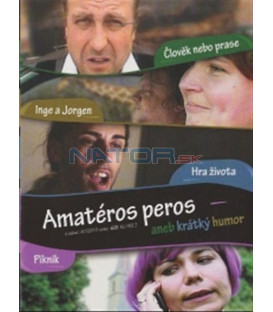 Amatéros peros DVD