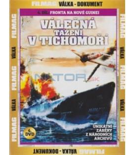 Válečná tažení v Tichomoří - 4. DVD - Fronta na Nové Guinei (Campaigns in the Pacific: New Guinea Frontier)