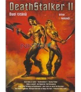 Deathstalker II - Souboj Titánů (Deathstalker II - Duel of the Titans) DVD