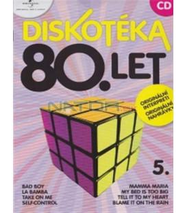 Diskotéka 80. let - 5. CD