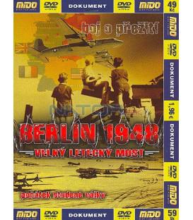 Berlín 1948 - Velký letecký most (Trials of Flight - Berlin ´48: The Great Airlift) DVD