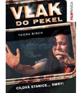 Vlak do pekel (Train) DVD