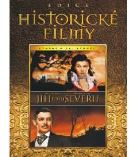 Jih proti Severu (2 DVD - Edice historické filmy )(Gone with the Wind)