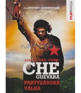 Che Guevara: Partyzánská válka (Che: Part Two) DVD