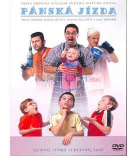Pánská Jízda DVD