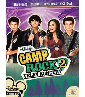 Camp Rock 2: Veľký koncert (Camp Rock 2: The Final Jam)