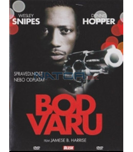 Bod varu (Boiling Point) DVD