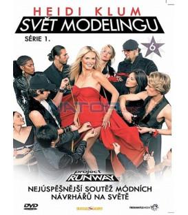 Heidi Klum - Svět modelingu - série 1. - disk 6 (Project Runway)