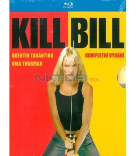 Kill Bill + Kill Bill 2 (Blu-ray) Kompletní kolekce (Kill Bill + Kill Bill 2)