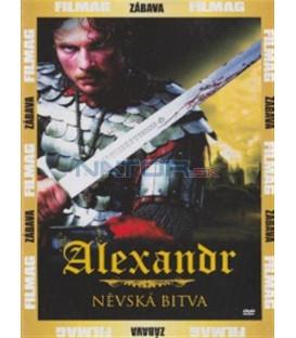Alexandr: Něvská bitva DVD (Alexandr: Nevskaja bitva) DVD
