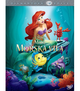 Malá Morská Víla (The Little Mermaid) DVD