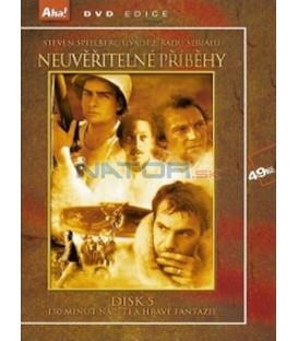 Neuvěřitelné příběhy - disk 5 (Amazing Stories) DVD