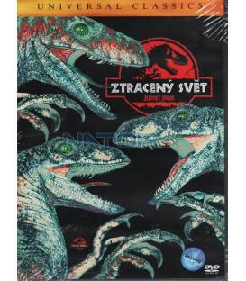 Jurský Park 2/Ztracený svět: Jurský park (Jurassic Park 2) DVD