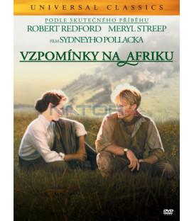 Vzpomínky na Afriku 1985 (Out of Africa) DVD