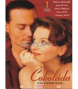 Čokoláda (Chocolat) DVD