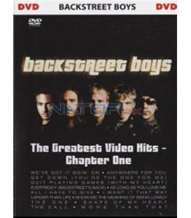 Backstreet Boys - The Greatest Video Hits - Chapter One DVD