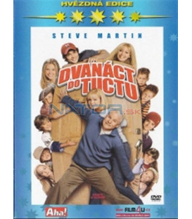 Dvanáct do tuctu (Cheaper by the Dozen) DVD