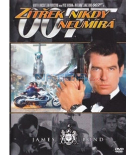 Zítřek nikdy neumírá (Tomorrow Never Dies) DVD
