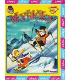 Myšičky 1 (The Country Mouse anh the City Mouse Adventures) DVD