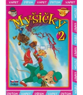 Myšičky 2 (The Country Mouse anh the City Mouse Adventures) DVD