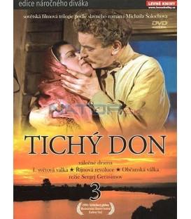Tichý Don III. (Tikhij Don III) DVD