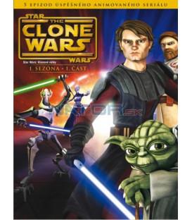 Star Wars: Klonové války 1. část (Star Wars: Clone Wars Season 1, Disc 1)