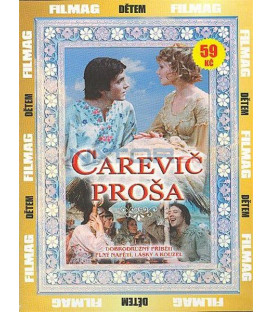 Carevič Proša (Царевич Проша / Tsarevich Prosha) DVD
