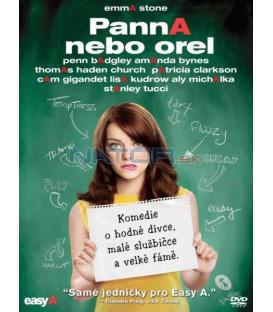 Panna nebo Orel (Easy A) DVD