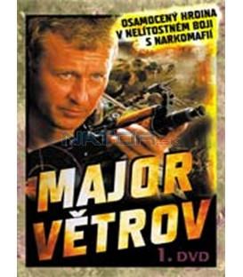 Major Větrov – 1. DVD (Mayor Vetrov)