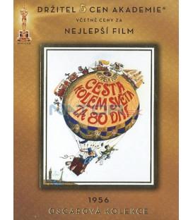 Cesta kolem světa za 80 dní (1956) 2DVD  (Around the World in 80 Days (1956))