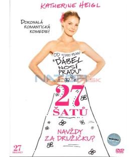 27 šatů (27 Dresses) DVD