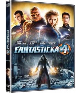 Fantastická čtyřka (Fantastic Four) DVD