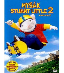 Myšák Stuart Little 2 (Stuart Little 2) DVD