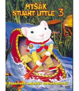 Myšák Stuart Little 3 (Stuart Little 3: Call of the Wild) DVD