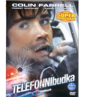 Telefonní budka (Phone Booth) DVD