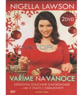 Nigella Lawson: Vaříme na Vánoce 2 DVD (Nigella´s Christmas Kitchen)
