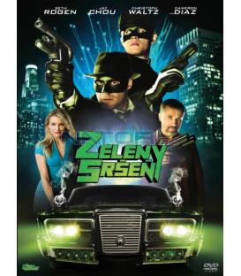 Zelený sršeň (The Green Hornet) DVD